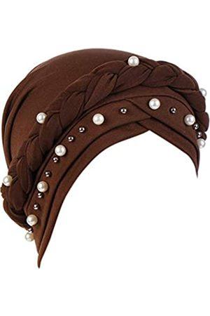 YiYi Operation Damen Kopftuch / Kopftuch / Kopftuch / Kopftuch / Kopftuch / Kopftuch / Kopftuch mit Perlen - - Einheitsgröße