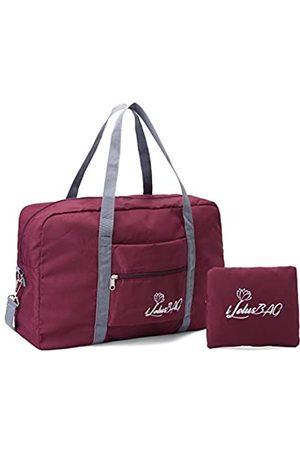 iLotusBAG Faltbare Reisetasche für Damen und Mädchen
