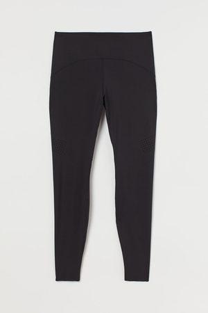 H&M Damen Shapewear - + Shaping-Tights High Waist