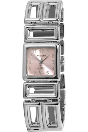 Akzent Damen-Uhren mit Metallband SS7123800072