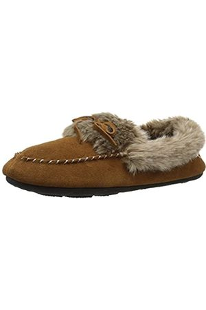Acorn Damen Cozy Faux Fur Moc Slipper