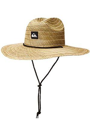 Quiksilver Herren Pierside Sun HAT Sunhat, Natur/