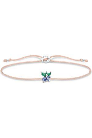 Thomas Sabo Damen Armbänder - Armband Little Secret Blaubeere silber mehrfarbig