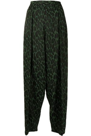 TOGA PULLA Damen Hosen & Jeans - Gerade Hose mit Muster