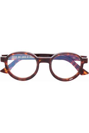 CUTLER & GROSS Brille mit rundem Gestell