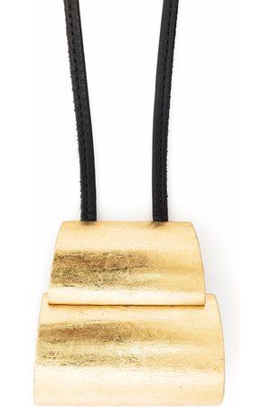 Monies Halskette mit Oversized-Anhänger