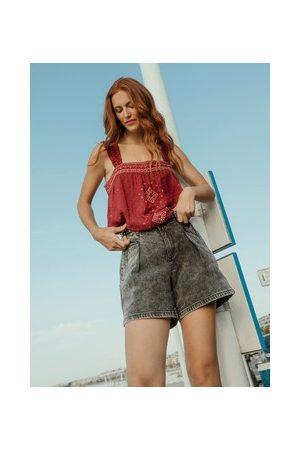 Promod Bundfalten-Shorts