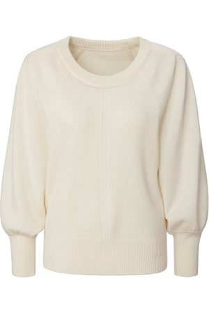 Laura Biagiotti Roma Rundhals-Pullover weiss
