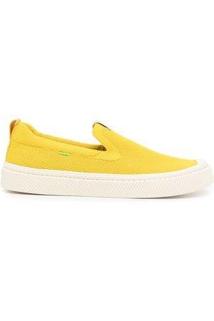 CARIUMA Damen Sneakers - Slip-On-Sneakers aus Canvas