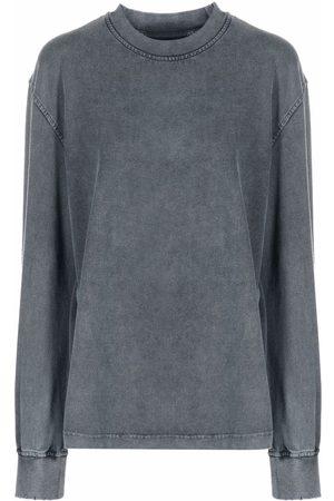 HAN Kjøbenhavn Sweatshirt in Distressed-Optik