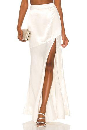 MAJORELLE Daniela Maxi Skirt in . Size M, S, XL, XS, XXS.