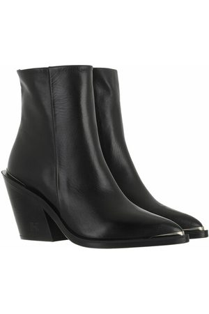 The Kooples Sneakers High Leather Boots schwarz