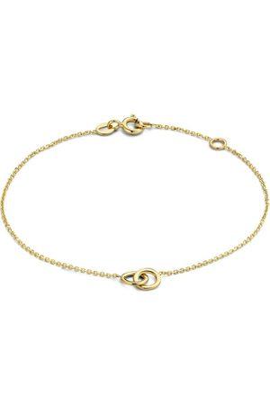 Isabel Bernard Armband Le Marais Noã«Mie 14 Karat Bracelet With Rings gold
