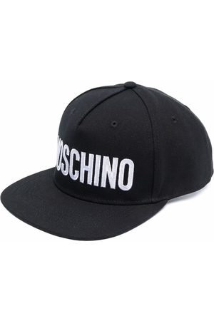 Moschino Baseballkappe mit Logo-Print