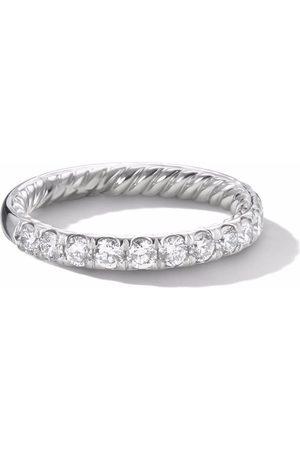 David Yurman Ring mit Diamanten