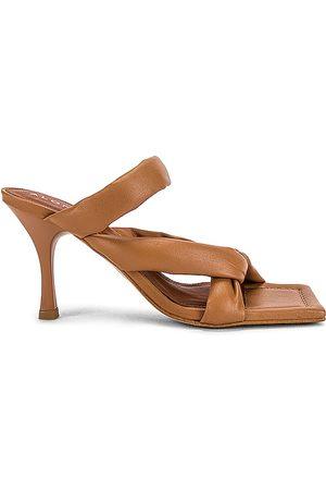 ALOHAS Damen Amaretto Heel in . Size 36, 37, 38, 39, 40.