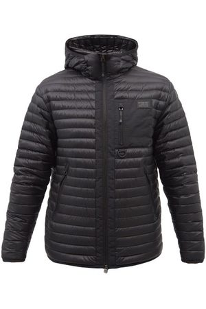 Burberry Lenham Quilted Down Jacket