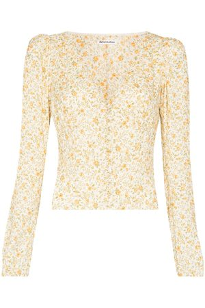 Reformation Nell Bluse