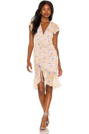 MAJORELLE Damen Midikleider - Elaine Midi Dress in . Size XXS, XS, S, M, XL.