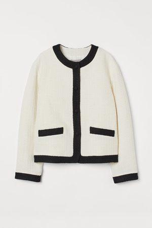 H&M Bouclé-Blazer