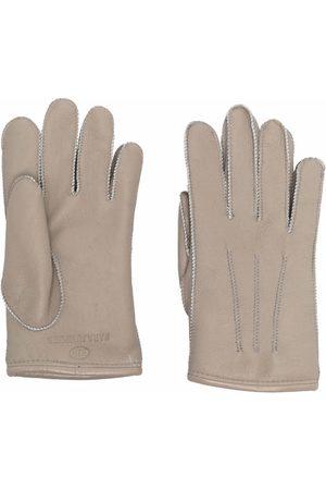 Parajumpers Handschuhe aus Leder
