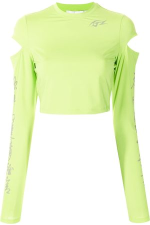 Ground Zero Damen T-Shirts, Polos & Longsleeves - Dreamlover Cropped-Top
