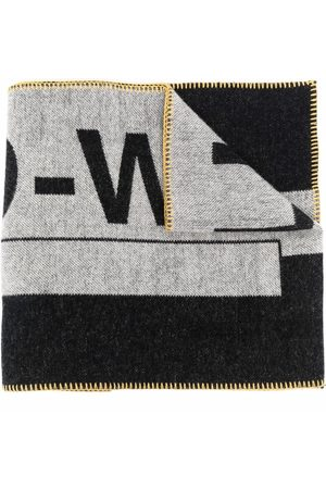 A-COLD-WALL* Schal mit Logo-Print