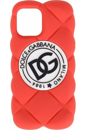 Dolce & Gabbana IPhone 12 Pro Max-Hülle mit Logo