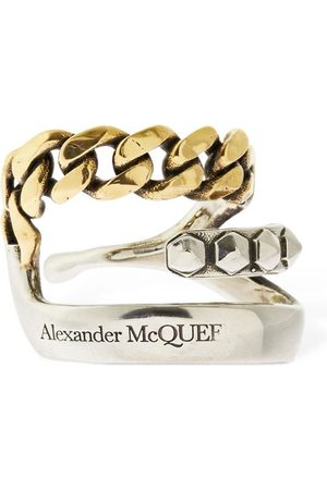 Alexander McQueen Eine Ohrmanschette