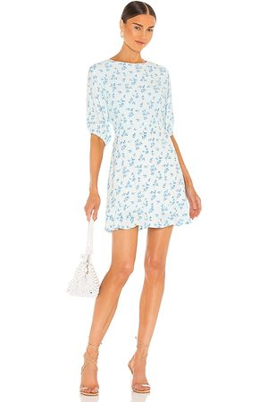 FAITHFULL THE BRAND Jeanette Dress in . Size XS, S, M, XL.