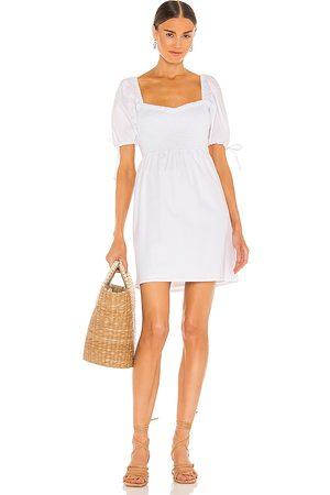 FAITHFULL THE BRAND X REVOLVE Wendy Mini Dress in . Size XS, S, M, XL.