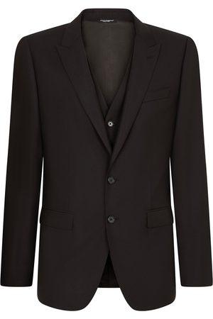 Dolce & Gabbana Herren Anzüge - Dreiteiliger Anzug mit schmalem Schnitt