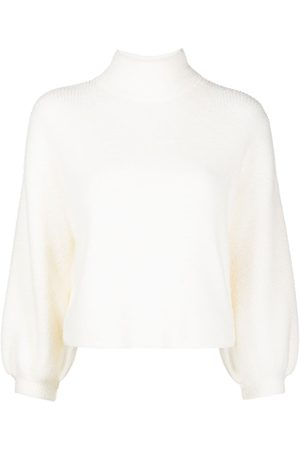 Michelle Mason Sweatshirt mit Rollkragen