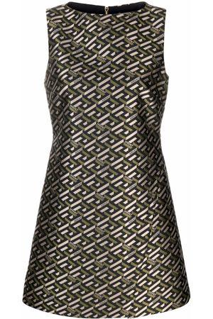 VERSACE Damen Freizeitkleider - Kleid mit geometrischem Muster