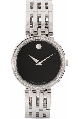 Movado Damen Uhren - Esperanza Armbanduhr mit Kristallen