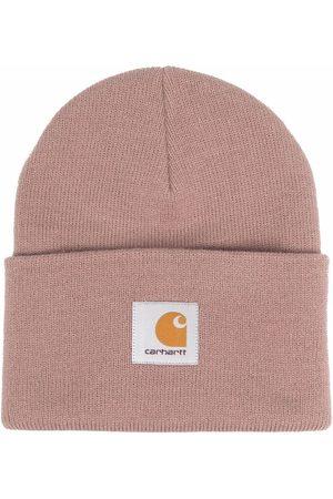 Carhartt Mütze mit Logo-Patch