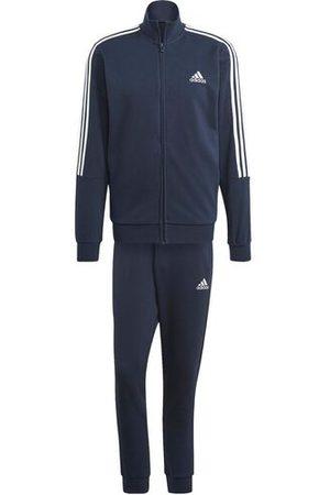 adidas Trainingsanzug, schnelltrocknend, feuchtigkeitsabsorbierend, für Herren, navy, 46