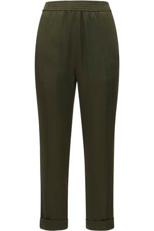 Haider Ackermann Damen Weite Hosen - Weite Hose Aus Viskosemischung