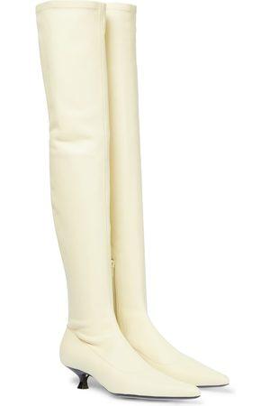 Khaite Overknee-Stiefel Volos aus Leder