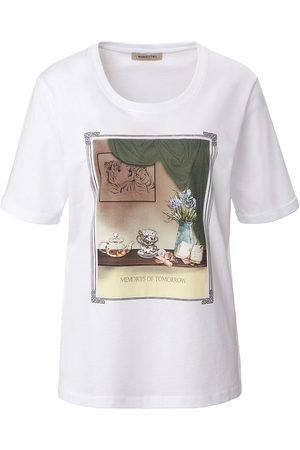 Margittes T-Shirt weiss