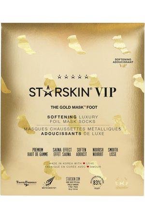 Starskin Maske 'VIP - The Gold Mask Softening Foot Mask Socks