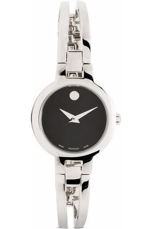Movado Damen Uhren - Armbanduhr mit Kristallen
