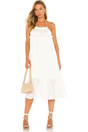 MAJORELLE Damen Midikleider - Adam Midi Dress in . Size XXS, XS, S, M, XL.