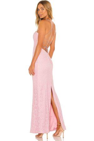 MAJORELLE Bellamira Gown in . Size XXS, XS, S, M, XL.