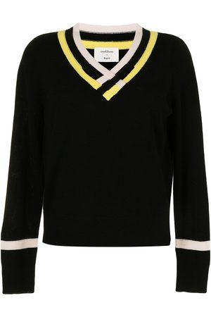 Onefifteen Pullover mit V-Ausschnitt
