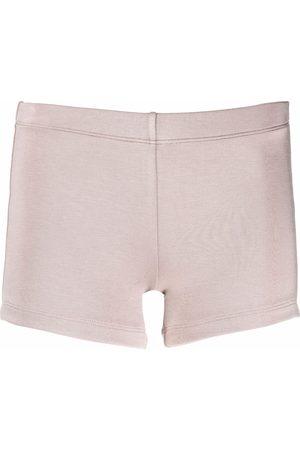 Styland Shorts mit hohem Bund