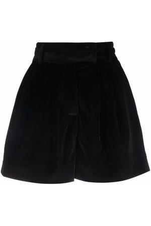 Styland Damen Shorts - Shorts mit hohem Bund