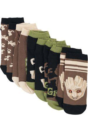 Guardians of the Galaxy Damen Socken & Strümpfe - Groot Socken multicolor