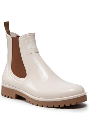 HUGO BOSS Tabita Rain Bootie 50461985 10222177 01 Open White 114