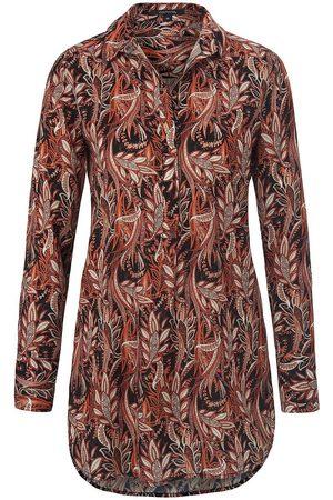 Comma, Damen Blusen - Bluse mehrfarbig